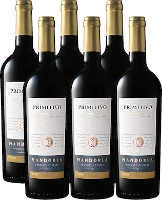 Mandorla Primitivo di Puglia IGT