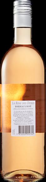 La Rose des Dunes Rosé Bordeaux AOC  Zurück