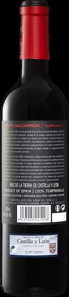 Venta Mazarrón Tempranillo Vino de la Tierra de Castilla y León Zurück
