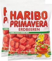 Primavera fraises Haribo