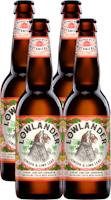 Lowlander Ginger & Kaffir Lime 2.5%