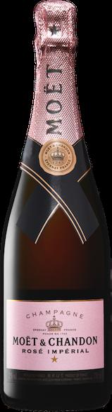 Moët & Chandon Rosé Impérial brut Champagne AOC Vorderseite