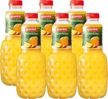 Jus de fruits Orange-Mangue Granini