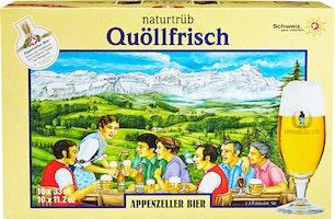 Appenzeller Bier Quöllfrisch