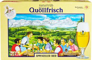 Bière Quöllfrisch Appenzeller