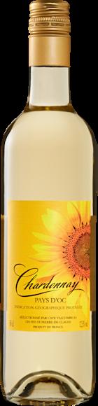 Chardonnay Pays d'Oc IGP Vorderseite