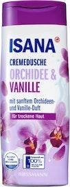 Isana Cremedusche Orchidee