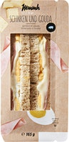 Club Sandwich Prosciutto e Gouda Mmmh