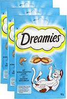 Snack con salmone Dreamies