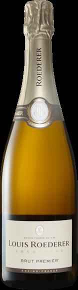Louis Roederer brut Premier Champagne AOC Vorderseite