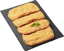 Fettina di brät di pollame al formaggio