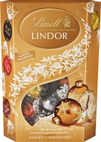 Boules Lindor Lindt