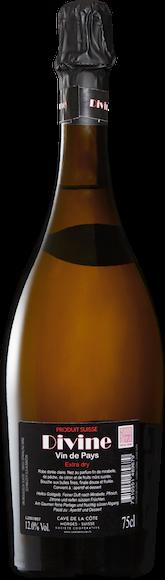 Divine Vin mousseux Suisse extra dry Zurück