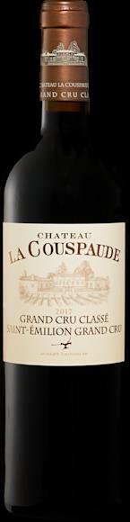 Château La Couspaude Grand Cru Classé Saint-Emilion AOC Vorderseite