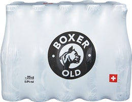 Bière Old Boxer