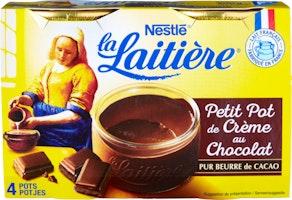 La Laitière Petit Pot de Crème Nestlé