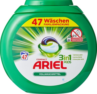 Ariel Waschmittel 3in1 Pods Regular
