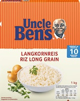 Riz long grain Uncle Ben's