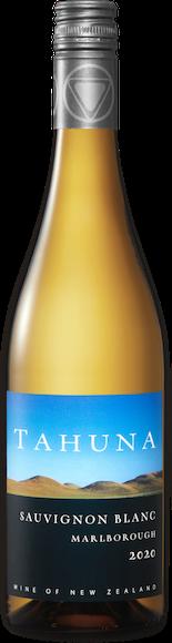 Tahuna Sauvignon Blanc Vorderseite