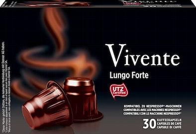 Capsule di caffè Vivente Denner