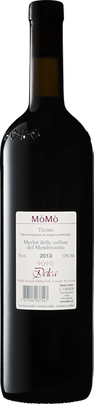 MòMò Merlot del Mendrisiotto Ticino DOC Zurück