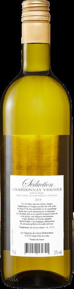 Séduction Chardonnay/Viognier Pays d'Oc IGP Zurück