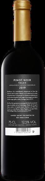 Terram Helveticam Pinot Noir du Valais AOC Zurück