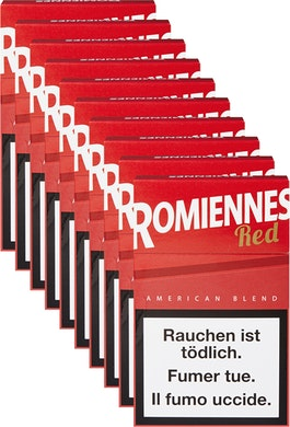 Romiennes Red