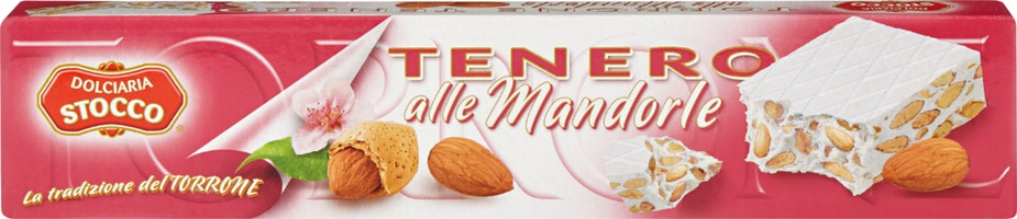 Nougat tendre touron Stocco
