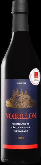 Noirillon Assemblage de cépages rouges Vaud AOC Vorderseite