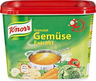 Fond de légumes en granulés Knorr