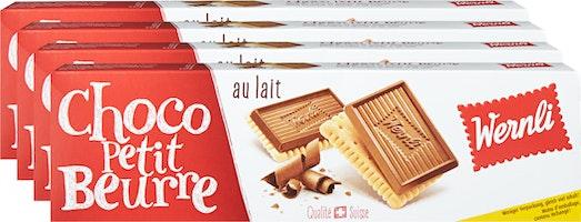 Biscotti Choco Petit Beurre au lait Wernli