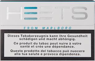 Marlboro Heets Turquoise Label