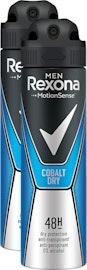 Deodorante spray aerosol Rexona