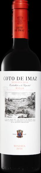 Coto de Imaz Reserva DOCa Rioja Vorderseite