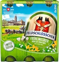 Bière de printemps Limited Edition Feldschlösschen