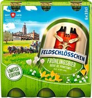 Feldschlösschen Frühlingsbier Limited Edition