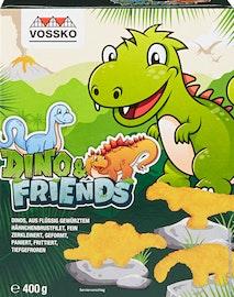 Vossko Chicken Nuggets Dino & Friends