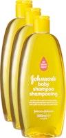 Shampooing pour bébé Johnson's
