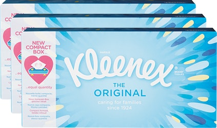 Kleenex Kosmetiktücher The Original