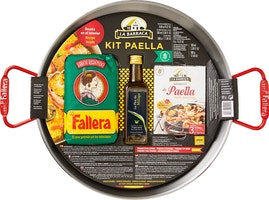 Kit paella La Barraca
