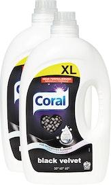 Coral Flüssigwaschmittel Black Velvet