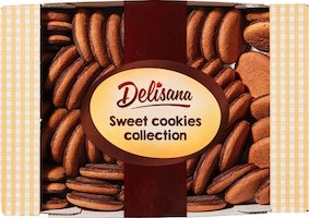 Delisana Sweet Cookies Collection Jaffa Cakes