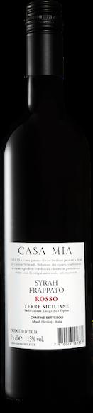 Casa Mia Syrah/Frappato Terre Siciliane IGT Zurück