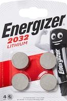Piles Energizer