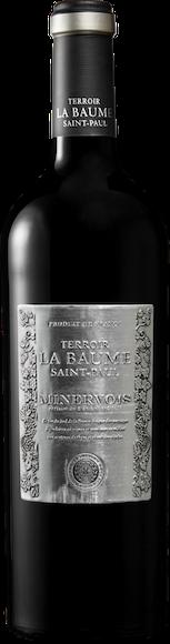 Terroir La Baume Saint-Paul Minervois AOP  De face