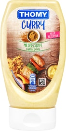 Thomy Sauce Curry mild