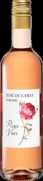 Rosé de Gamay Romand AOC Vorderseite