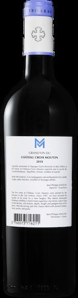 Château Croix Mouton Bordeaux AOC Supérieur  Zurück