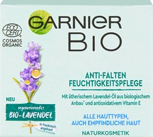 Garnier Bio Anti-Falten Feuchtigkeitspflege mit Lavendel